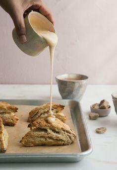 Earl Grey Honey Scones – A Cozy Kitchen