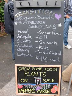 TLB Farmers Market Booth