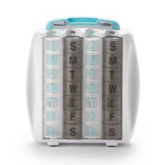 PillRite 1-Month Medication Pillbox Organizer