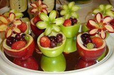 Faça você mesmo meu amor | Arranjos comestíveis para decorar seu casamento. Clique na imagem e acesse.
