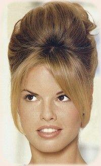 Trend Alert: The Beehive Hair-do Beehive Hairstyles, Homecoming Hairstyles, Retro Hairstyles, Bouffant Hairstyles, Big Hair, Your Hair, Pelo Retro, Pelo Vintage, 1960s Hair