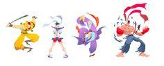 Street Fighter series 7  by *ken-wong