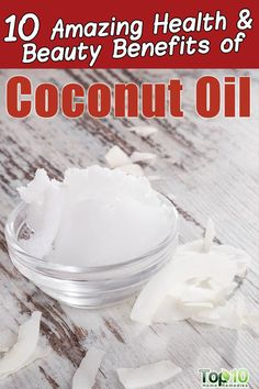 10 Surprising Coconut Oil Uses for Beautiful Hair, Skin, and More..