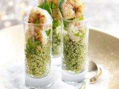 The Nutrition Benefits of Quinoa Healthy Snacks, Healthy Recipes, Good Food, Yummy Food, Snacks Für Party, Appetisers, Food Presentation, High Tea, Paella