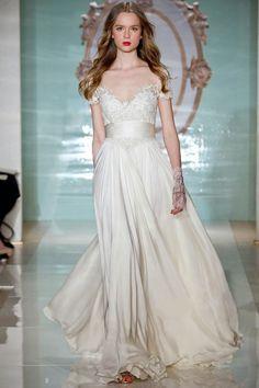 Reem Acra Spring 2015 Wedding Dresses Collection ~ GLOWLICIOUS