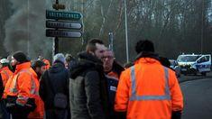 Saint-Saulve : troisième jour de colère des aciéristes dAscoval http://vdn.lv/5tbwvB