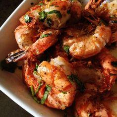 THAI Peppar Garlic Shrimp