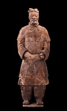 Qin Dynasty Artifacts Pictures: New Terra-Co...