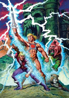 He-Man. 80s. Curated by Suburban Fandom, NYC Tri-State Fan Events: http://yonkersfun.com/category/fandom/