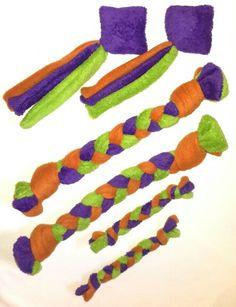 Helpful Hound Custom Pet Accessories Halloween Edition Tug Toys Pet Accessories, Crochet Necklace, Halloween, Pets, Jewelry, Jewlery, Jewerly, Schmuck, Jewels