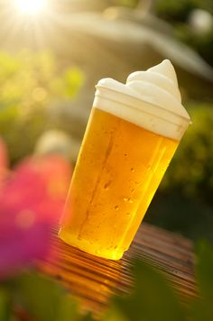 A hit in Tokyo: Frozen Kirin draft beer!. Yep, and you can only find it in one spot in the continental U.S.: the Japan Pavilion at Epcot. (It's also sold in Honolulu).