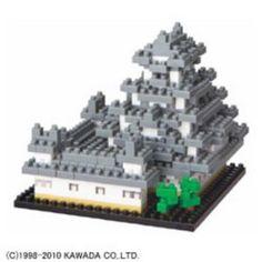 Nanoblock NBH_018 Himeji Castle