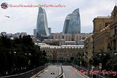 Lo que la semana previa de Baku nos está dejando de noticias #F1 #EuropeGP