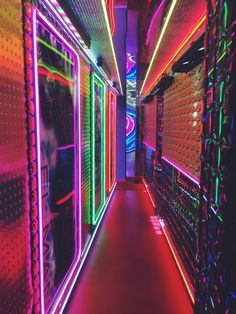 The entrance to Robot Restaurant in Tokyo [OC] [2448x3264]