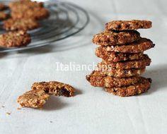 biscotti multicereali senza uova
