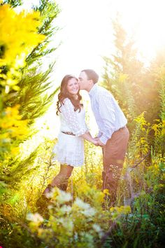 Lander | Smith Engagement Photo By Holland Williams Photography