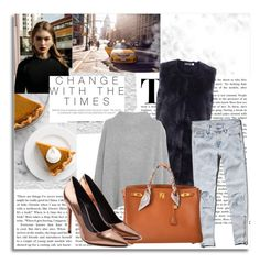 """""""Changing Seasons"""" by twinklepink ❤ liked on Polyvore featuring Mint Velvet, Vince, Abercrombie & Fitch, Hermès and Alexander Wang"""
