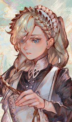 Marvelous Learn To Draw Manga Ideas. Exquisite Learn To Draw Manga Ideas. Art And Illustration, Illustrations, Fantasy Kunst, Fantasy Art, Pretty Art, Cute Art, Manga Art, Anime Art, Estilo Anime