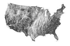 Real Time Surface Wind Map  http://hint.fm/wind/index.html