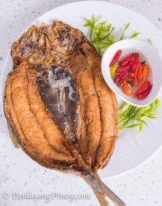 Daing na Bangus Recipe - Panlasang Pinoy Fish Recipes, Seafood Recipes, Asian Recipes, Cooking Recipes, Fish Dishes, Seafood Dishes, Fish And Seafood, Filipino Dishes, Party