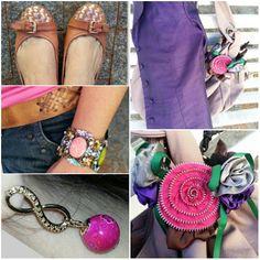 blog v@ LOOKS | por leila diniz: LOOK em pleno domingo! INSPIRAÇÃO em outra blogueira advogada, mas usei roxo com rosa