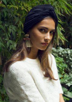 69fac6f1a7 Turbans rétros - Indira de Paris Accessoires Cheveux, Cheveux Coiffure,  Chapeau, Vestimentaire,