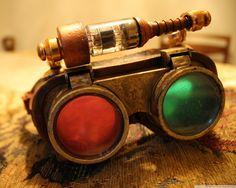steampunk goggles | Random Steampunk Goggles