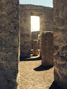 Stonehenge memorial in Washington state.