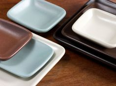 Outdoor Furniture, Dinnerware, and Home Accessories. Barlow Tyrie, Alessi, Chilewich brands and more. Heath Ceramics, Square Plates, Alessi, Plate Sets, Butter Dish, Kitchen Gadgets, Dinner Plates, Dinnerware, Home Accessories