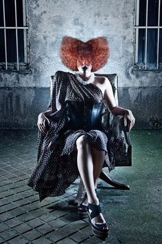 Hair & Make-up: Maria Meßner Photographer: Tom Mayr Clothes: Gina Drewes Hair Makeup, Make Up, Punk, People, Photography, Inspiration, Clothes, Style, Fashion