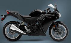 Honda CBR250R - Black