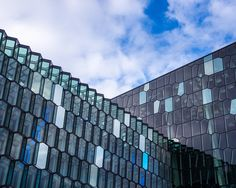 Harpa by C. Moy, via Flickr