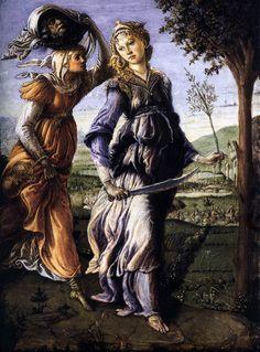 Judith and Holofernes, Sandro Botticelli