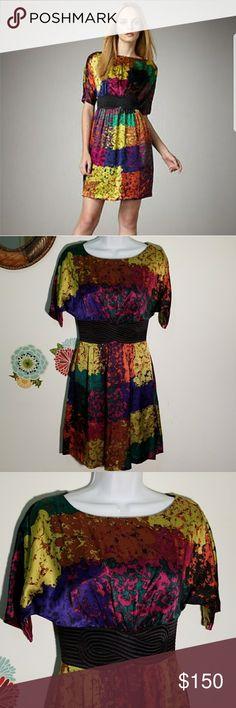 Trina Turk Dress size 0 Excellent condition 100% silk Trina Turk Dresses