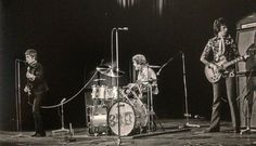 Cream play the Falkoner Centret, March 6, 1967Cream
