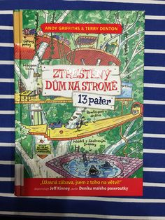 Ztresteny dum na strome pater) Reading, Cover, Books, Kids, Author, Young Children, Libros, Boys, Book