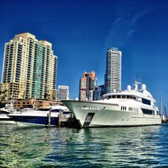 Experience Miami by Boat; http://www.captnicksmiamicharters.com/ Miami's Best Private Boat Charters