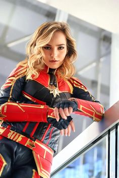 Avengers Live, Captain Marvel Carol Danvers, Ms Marvel, Beautiful Women Pictures, Girl Gifs, Live Action, Hermes Kelly, Wonder Woman, Cosplay