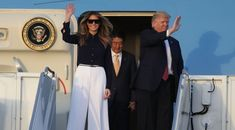 Melania Trumps Military Flights While Living In NYC Reportedly Cost Over $675000