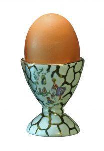 Brocante eierdoppen