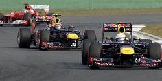 Vettel firma su tercera victoria consecutiva y se coloca líder del Mundial con seis puntos de ventaja sobre Alonso, tercero tras Webber