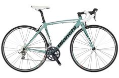 Bianchi VIA Nirone 7 Dama Tiagra 2013 Women's Road Bike