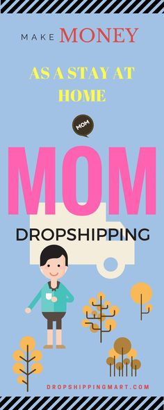 Dropshipping business is the one of best side hustle. It doesn't take a lot of time and it's a great way to make money from home.  It's perfect for people working a nine to five or busy staying home moms........