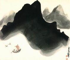 운보 김기창.