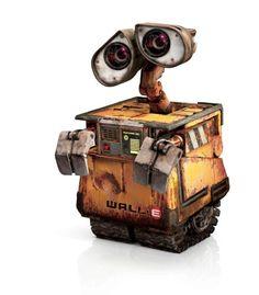 Wall-E. Don't judge me...