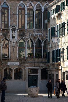 Venezia | Campo Santa Maria Nova