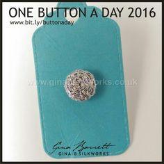 Day 251: Acton #onebuttonaday by Gina Barrett