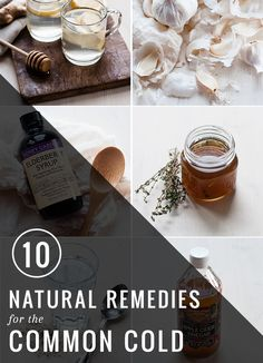 10 Natural Cold Remedies | HelloNatural.co