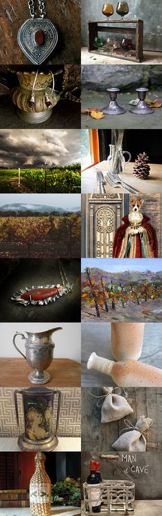 Lumos: Mary Lou's Evening   by Beacon Docent on Etsy--Pinned with TreasuryPin.com