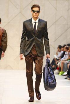 Burberry Prorsum @ Milan Menswear S/S 2013 - SHOWstudio - The Home of Fashion Film